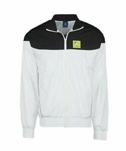 5655d2902969 Nike Men s Air Jordan LEGACY TINKER STARTER Jacket Black White ...