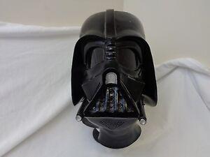 Vintage Star Wars Darth Vader Full Adult Head Mask