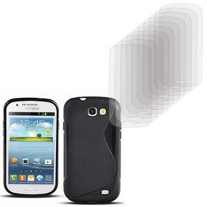 Etui-Coque-TPU-Silicone-Samsung-Galaxy-Express-I8730-10-Films-de-Protection