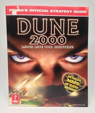 Dune 2000 Official PRIMA Strategy Guide