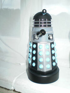 DOCTOR-WHO-Dalek-Collectors-Set-2-Saucer-Pilot-Figure-Invasion-of-Earth-NEW