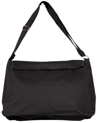 Cavalier King Charles /'Dad/' Large Black Laptop Shoulder Bag School//Co DAD-115SB