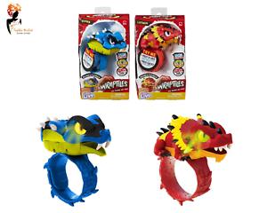 Serpiente-Dragon-Mascotas-Slap-banda-poco-Live-wraptlestoy-Slap-pulsera-regalo-de-Navidad-Reino