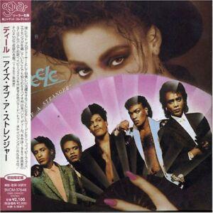 THE DEELE - Eyes of a stranger (CD 1987) JAPAN IMPORT - Ostfriesland, Deutschland - THE DEELE - Eyes of a stranger (CD 1987) JAPAN IMPORT - Ostfriesland, Deutschland