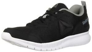 946041f3b250 REEBOK AD SWIFTWAY RUN BLACK WHITE FLINT GREY CN5701 MENS US SIZES ...