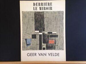 Derriere le miroir 51 geer van velde lithographs maeght for Maeght derriere le miroir
