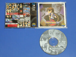 The-King-of-Fighters-97-Free-shipping-SNK-Neo-Geo-CD-Import-Japan