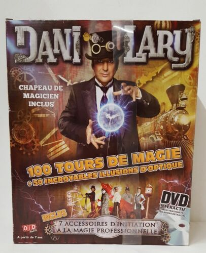 B-WARE Oid Magic Dan-p De Magie Coffret Pro Dani Lary Zaubererei Magie Spiele