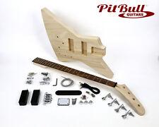 Pit Bull Guitars EX-4 Electric Bass Guitar Kit
