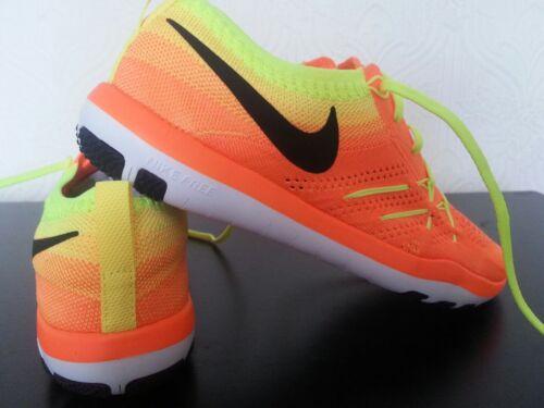 Tr Nouvelle Femmes Uk Tailles 4 Free Flyknit Focus Nike BwqFt7g