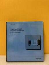 Tektronix 070 6779 03 11401 11402 Digitizing Oscilloscopes Service Ref Manual