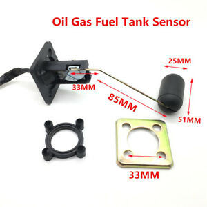Motor Gas Fuel Tank Sensor GY6 50cc to 250cc Chinese Scooter Moped