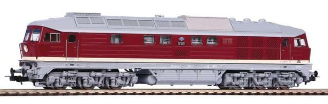 PIKO 52767 Diesellok 132 295-7 Spur H0 Digtal-Sound Wechselstrom AC NEU