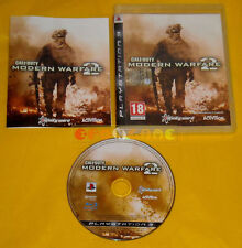 CALL OF DUTY MODERN WARFARE 2 Ps3 Versione Italiana COD MW 6 »»»»» COMPLETO