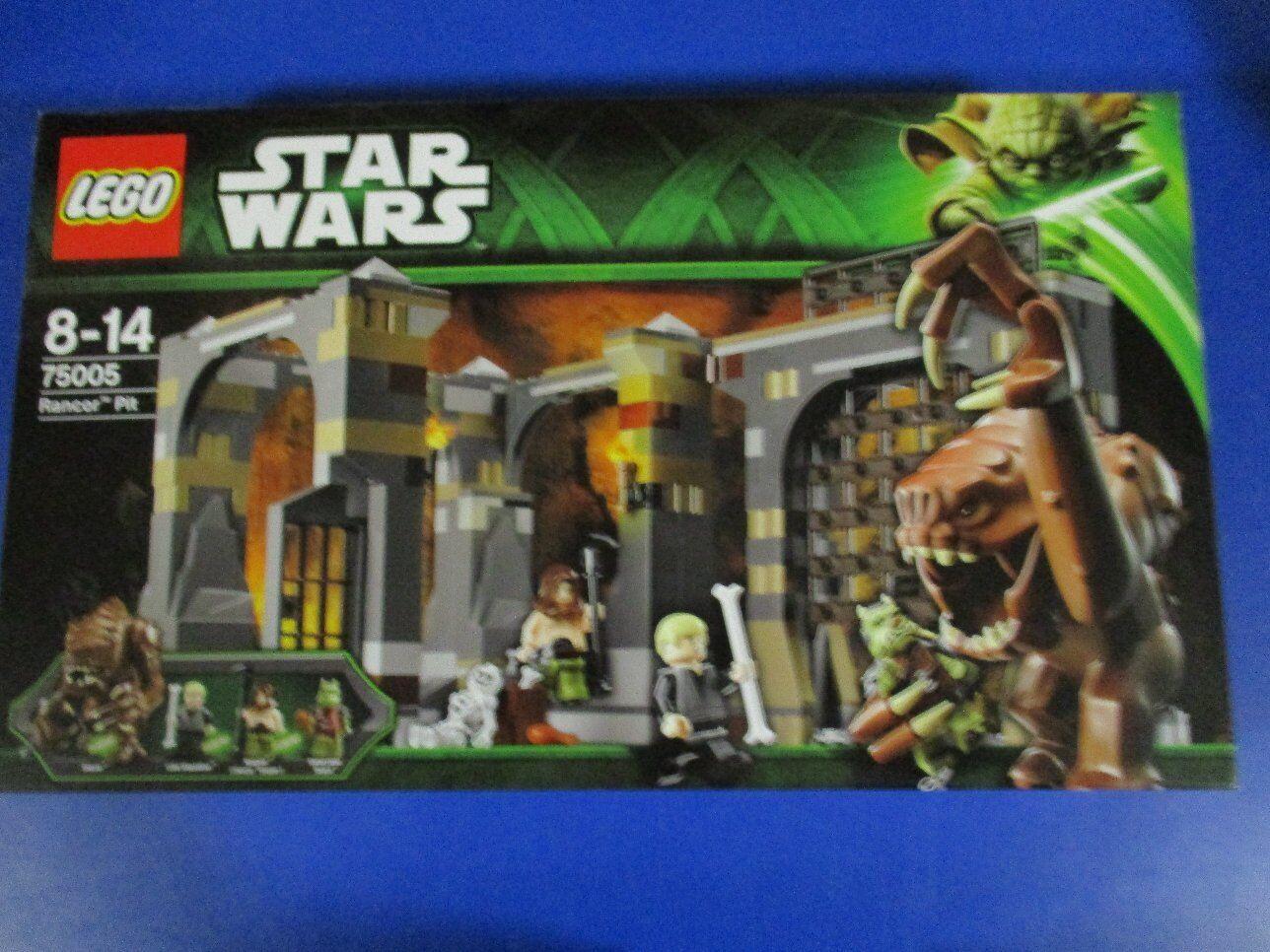 Lego Star Wars 75005 Rancor Pit nouveau  OVP  meilleur prix