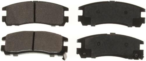 Global Organic Brake Pad Bendix RD383 Disc Brake Pad
