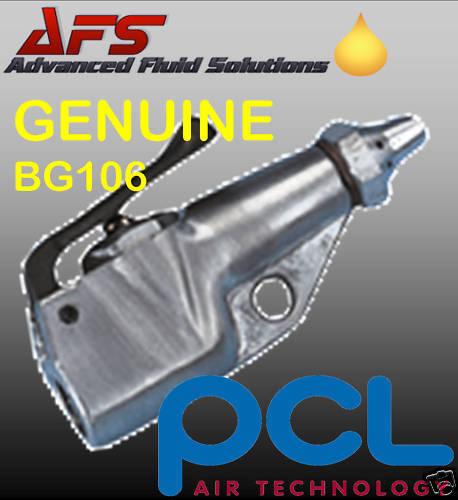PCL PALM GRIP METAL AIR LINE BLOW GUN BG106 WORKSHOP