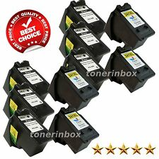 10 pk PG 240XL CL 241XL Ink Cartridge for Canon PIXMA MG and MX Series Printer