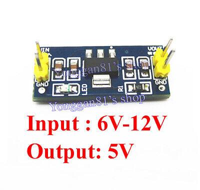DC/DC 6V-12V to 5V 800mA Step Down Power Supply Module Buck Voltage Regulator