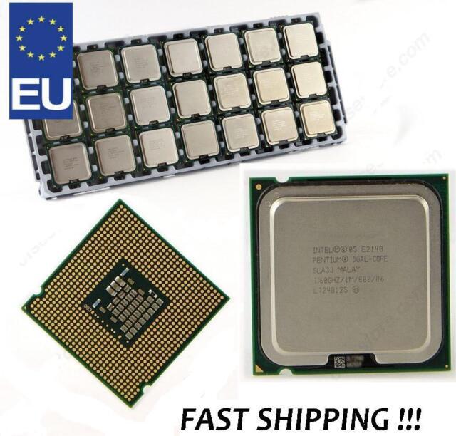 Intel Pentium Dual Core E2140 1.6GHz 800MHz 1MB Socket 775 CPU