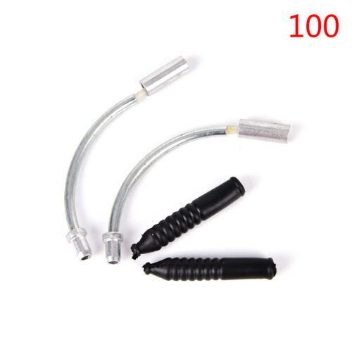 Bicycle V Brake Noodle Cable Guide And Plastic Pipe Hose bike Brake Tube TOB Nz