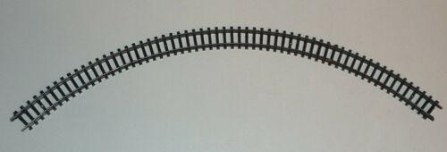 0131 1310 Gebogenes Gleis 90° L 300mm R1 ARNOLD N -    X470X schwarz