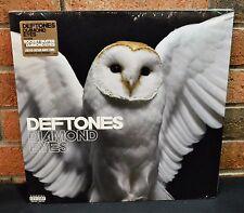 DEFTONES - Diamond Eyes, Limited Edition WHITE VINYL LP New & Sealed!