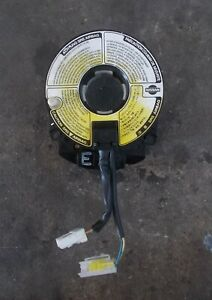 "NISSAN WGC34 WGNC34 STAGEA series2 RB25 NEO air bag clock spring stamp ""E"" sec/h"