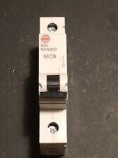 Wylex NHXB50 50 Amp 6000 SP MCB Circuit Breaker