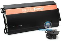 Precision Power I640.5 5-channel 640w Rms Component Speakers Subwoofer Amplifier