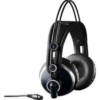 Akg K171 Mkii Closed Studio Headphones. U.s Authorized Dealer