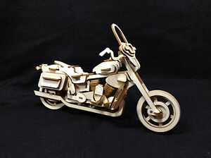 puzzle 3D Motorrad harley-davidson 3D Puzzles