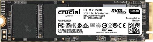 Pro Mac Pro NEW Crucial 1TB 3D NAND SSD Kit for 2013-2017 Apple MacBook Air
