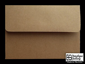Kraft-Grocery-Bag-Brown-70lb-Envelopes-for-Invitations-Announcements-A2-A6-A7