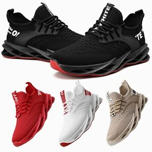 Men-039-s-Athletic-Sneakers-Fashion-Casual-Running-Jogging-Tennis-Walking-Shoes