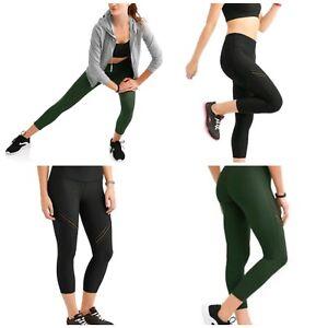 e537b054ae9b43 Image is loading AVIA-High-Rise-Capri-Athletic-Yoga-Compression-Legging-