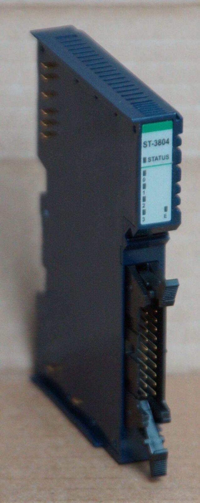 GE Crevis ST-3804 ST-3808 4Ch 8Ch AI TC