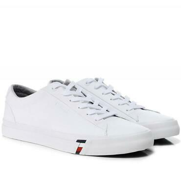 TOMMY HILFIGER MEN'S CORPORATE LEATHER