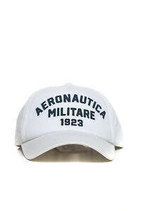 sélectionner pour officiel meilleures baskets styles classiques Details about Aeronautica Militare Baseball Cap HA1009 Baseball Hat Cap  White Cotton 1923 Logo