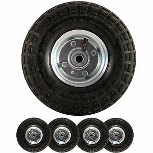 4-x-REPLACEMENT-10-034-INCH-PNEUMATIC-SACK-HAND-TRUCK-TROLLEY-WHEEL-BARROW-TYRE