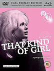 That Kind Of Girl (Blu-ray and DVD Combo, 2011, 2-Disc Set)