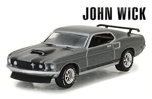 Greenlight-Ford-Mustang-Boss-429-1969-John-Wick-44780E-1-64-Scale