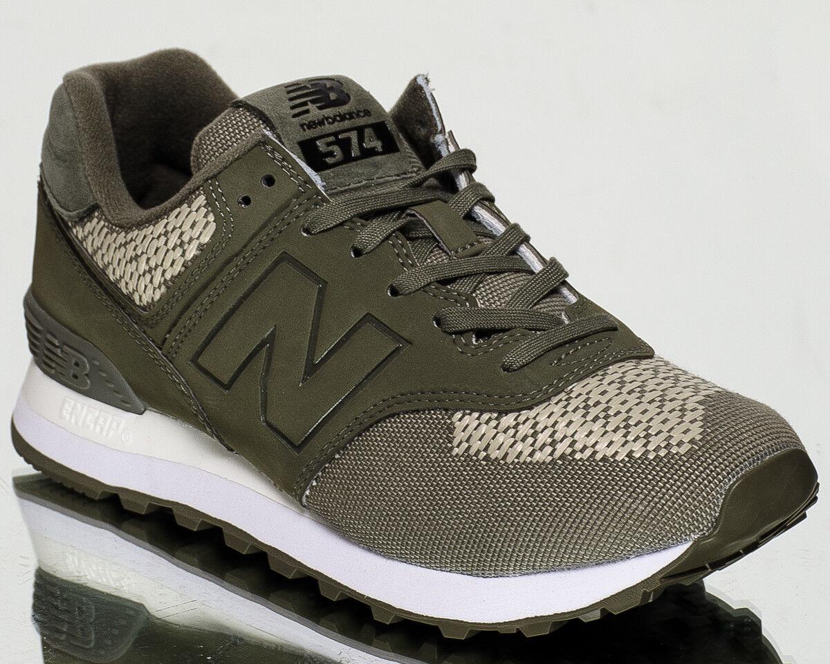 New Balance Wmns 574 NB women sneakers NEW military foliage green grey WL574-FAC