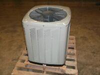2.5 Ton R22 10 Seer Heat Pump Consenser/ Has R22 Charge 3 Phase 460v