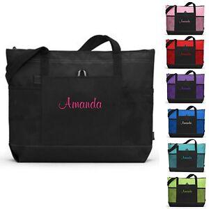 Image Is Loading Personalized Tote Bag Bride Bridesmaid Gift Teacher Nurse