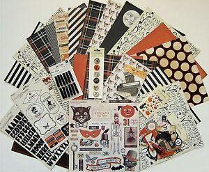 My Mind's Eye [SOMETHING WICKED] 12 x 12 Paper & Embellishments (B) Save 60%
