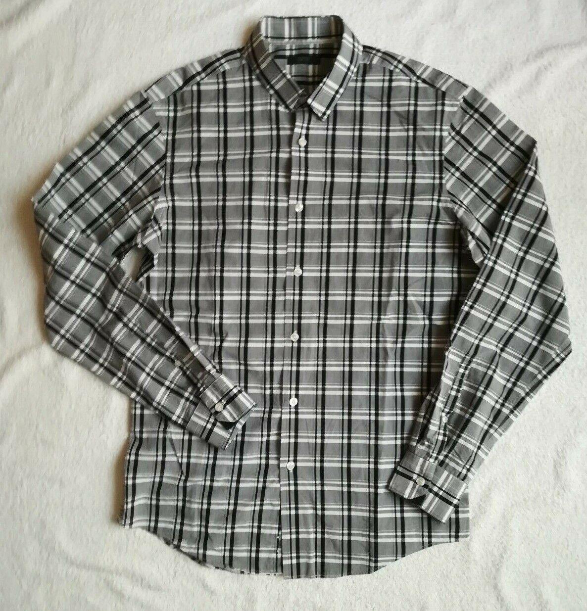 ESPRIT Herrenhemd leicht tailliert langarm Gr.M=50 Kragen 39/40 NEUWERTIG!