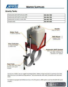 FLOW-RITE-GRAVITY-TANK-WITH-SHELF-BATTERY-WATER-SUPPLY-BA-MS-702