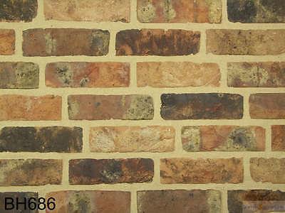 Sinnvoll Handform-klinker Riemchen Retro-feldbrand 21x6,5x2 Cm Wdf Fassadenkleberiemchen Fassade Baustoffe & Holz