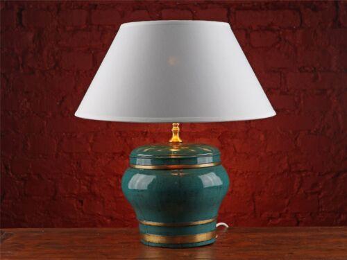 Lámpara lámpara lámpara de mesa reisgefäß vasenleuchte lámpara de mesa vintage la0058